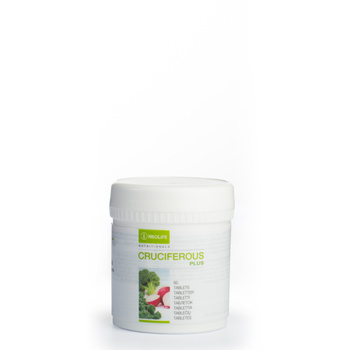 Cruciferous Plus, Cruciferous food supplement
